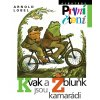KVAK A ŽBLUŇK JSOU KAMARÁDI, ARNOLD LOBEL, zlatavelryba.cz (1)