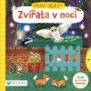 První objevy Zvířata v noci, Jenny Wren, zlatavelryba.cz 1