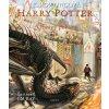 Harry Potter a Ohnivý pohár ilustrované vydání, J. K. Rowling, zlatavelryba.cz, 1