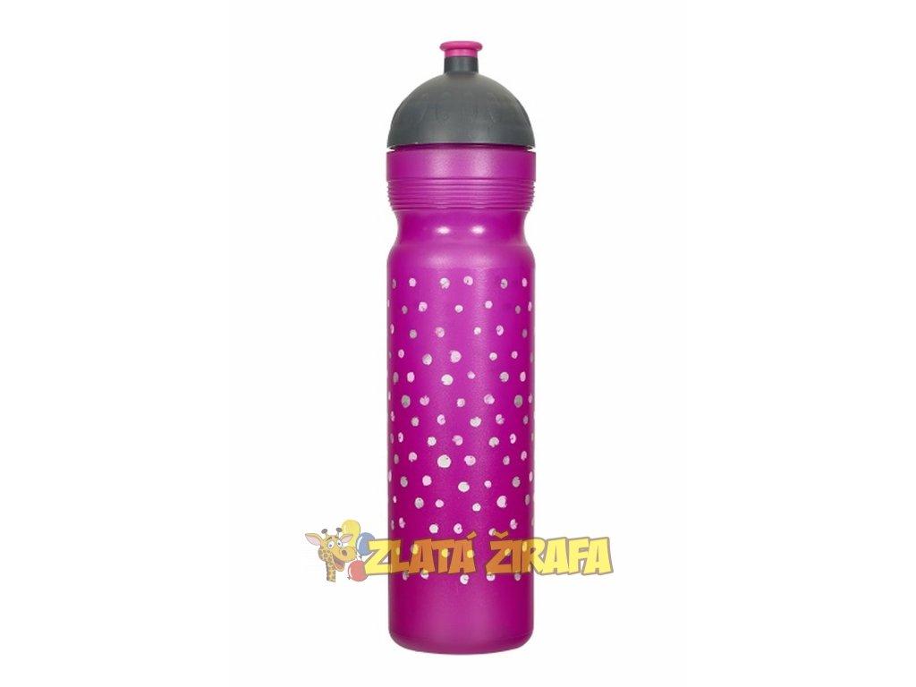 zdrava lahev puntiky 1 0l