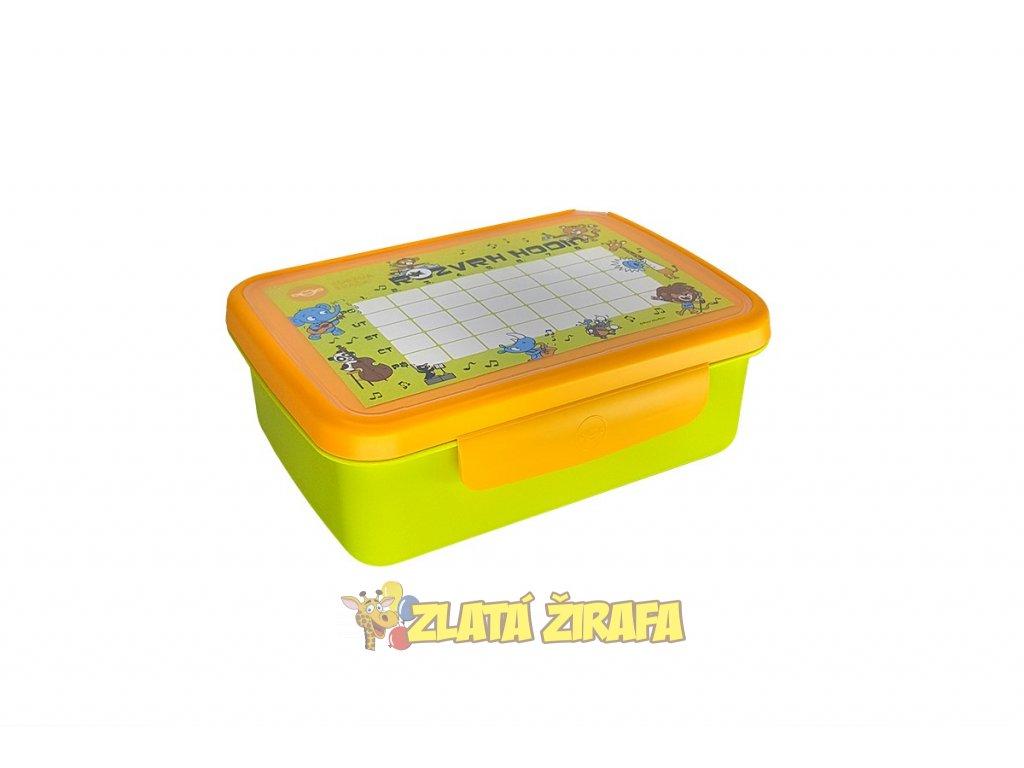 zdrava svaca komplet box zelena zluta (5)