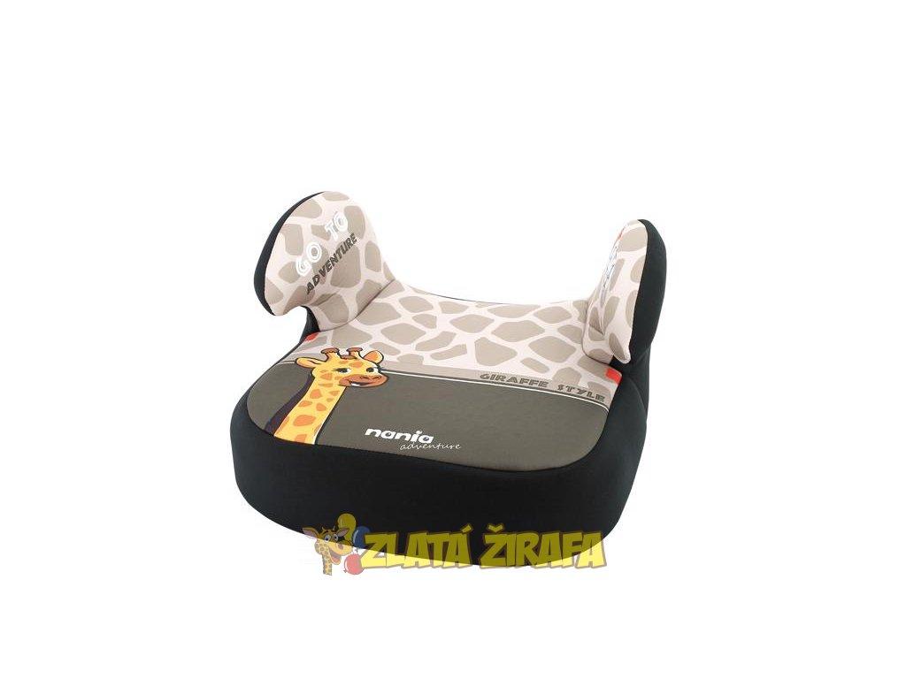 Dětský podsedák Nania 15-36 kg Žirafa