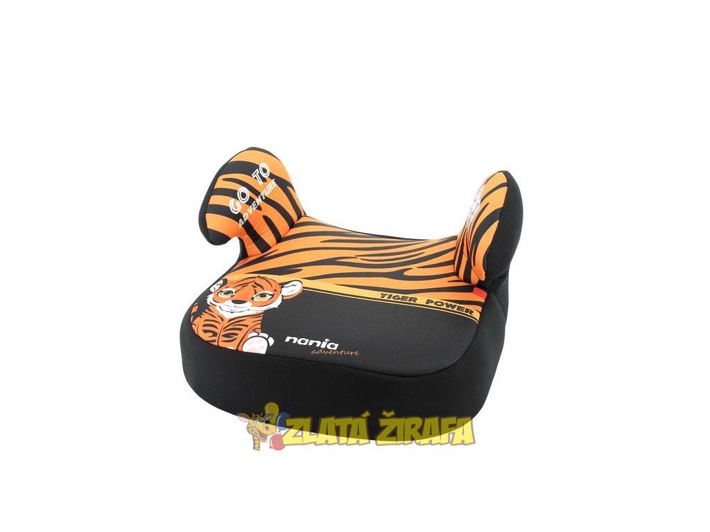Dětský podsedák Nania 15-36 kg tygr