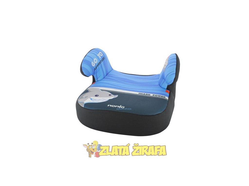 Dětský podsedák Nania Dream Animals 2020 - Shark