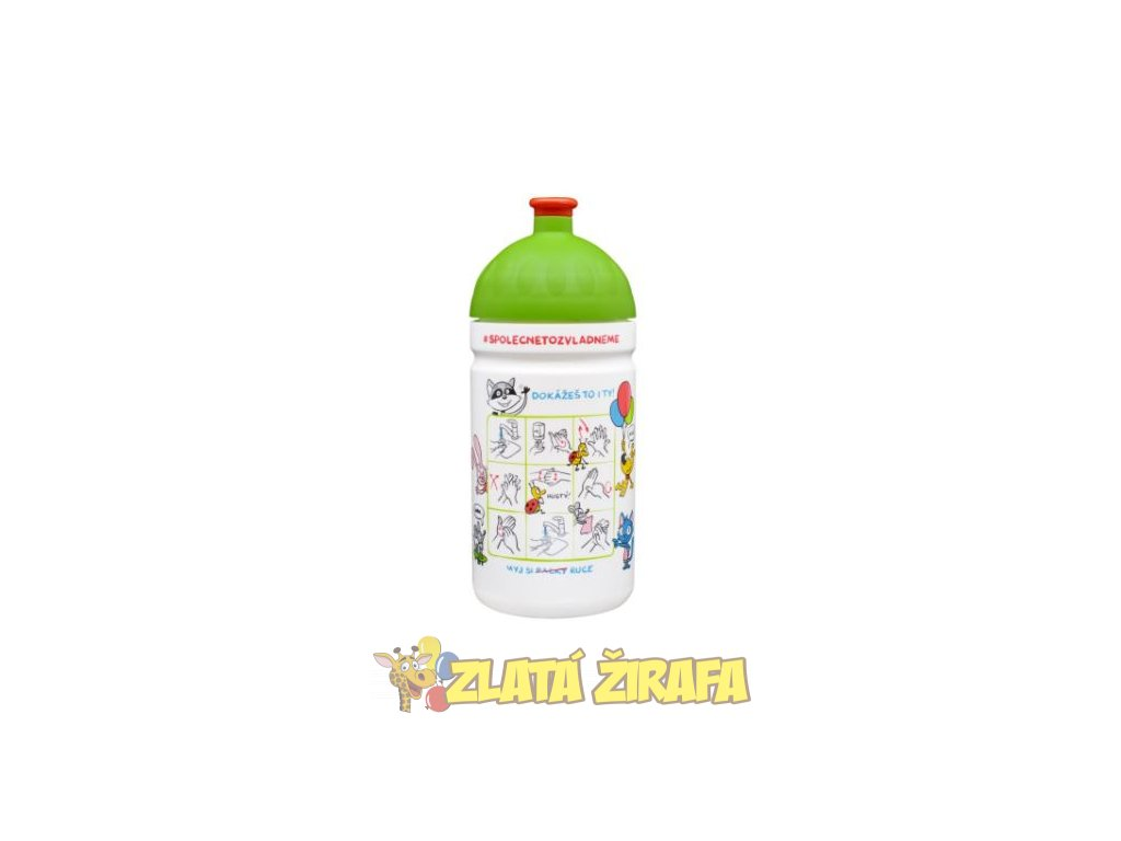 Zdravá lahev Mýval 0,5l