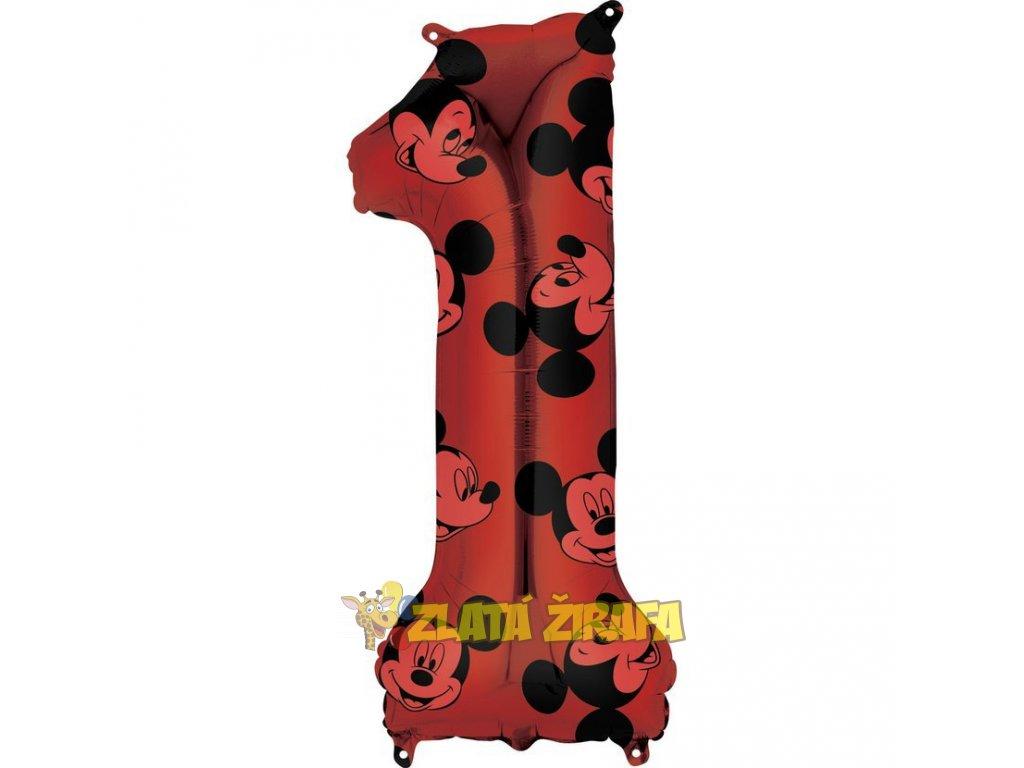 66 cm balónek 1 - Mickey Mouse