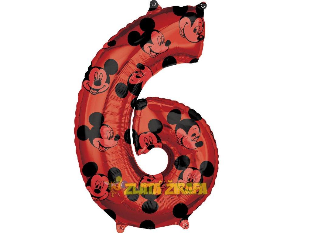 66 cm balónek 6 - Mickey Mouse