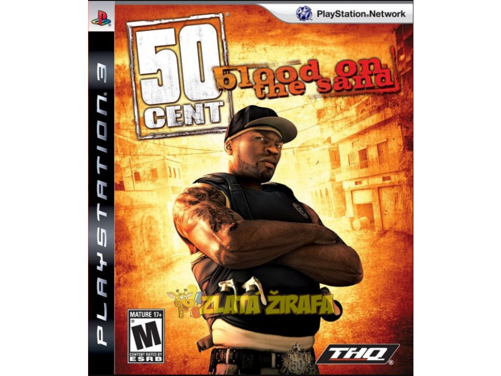 50cent blood on the sand