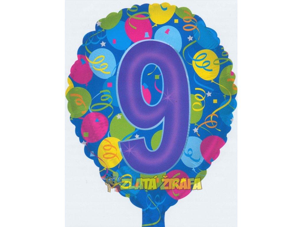 balonek 9