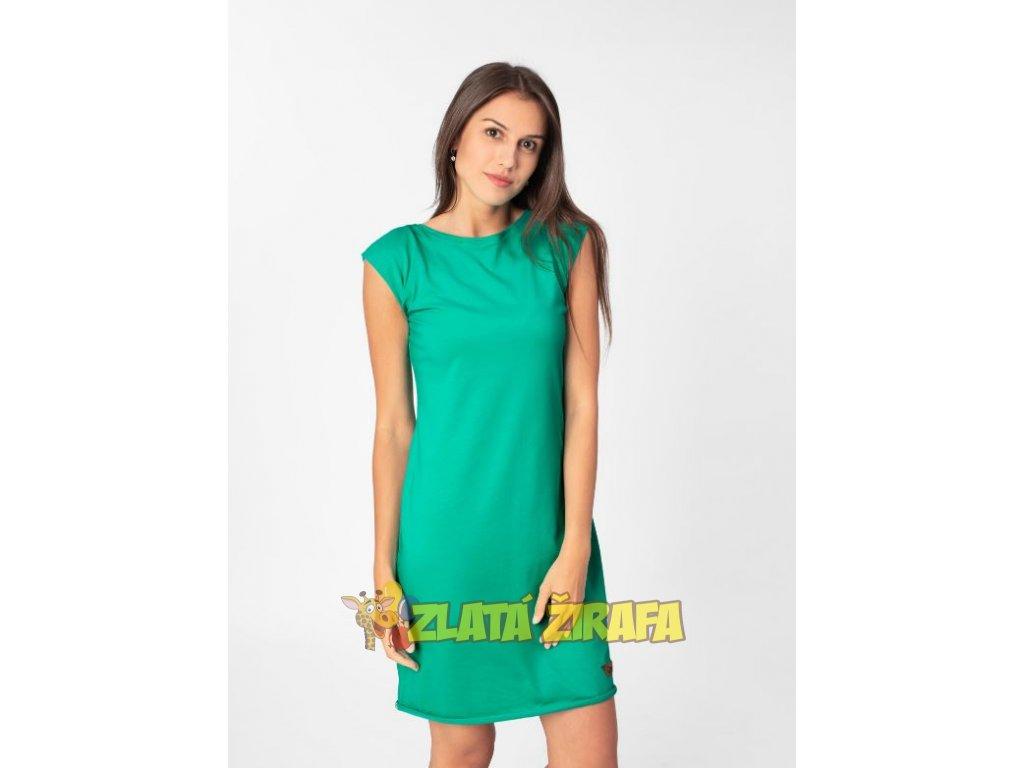 Dámské letní šaty dospělé ANGELIKA GREEN