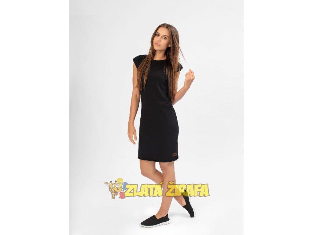 Damské letní šaty ANGELIKA BLACK