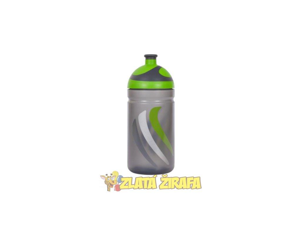Zdravá lahev BIKE 2K19 zelená 0,5l