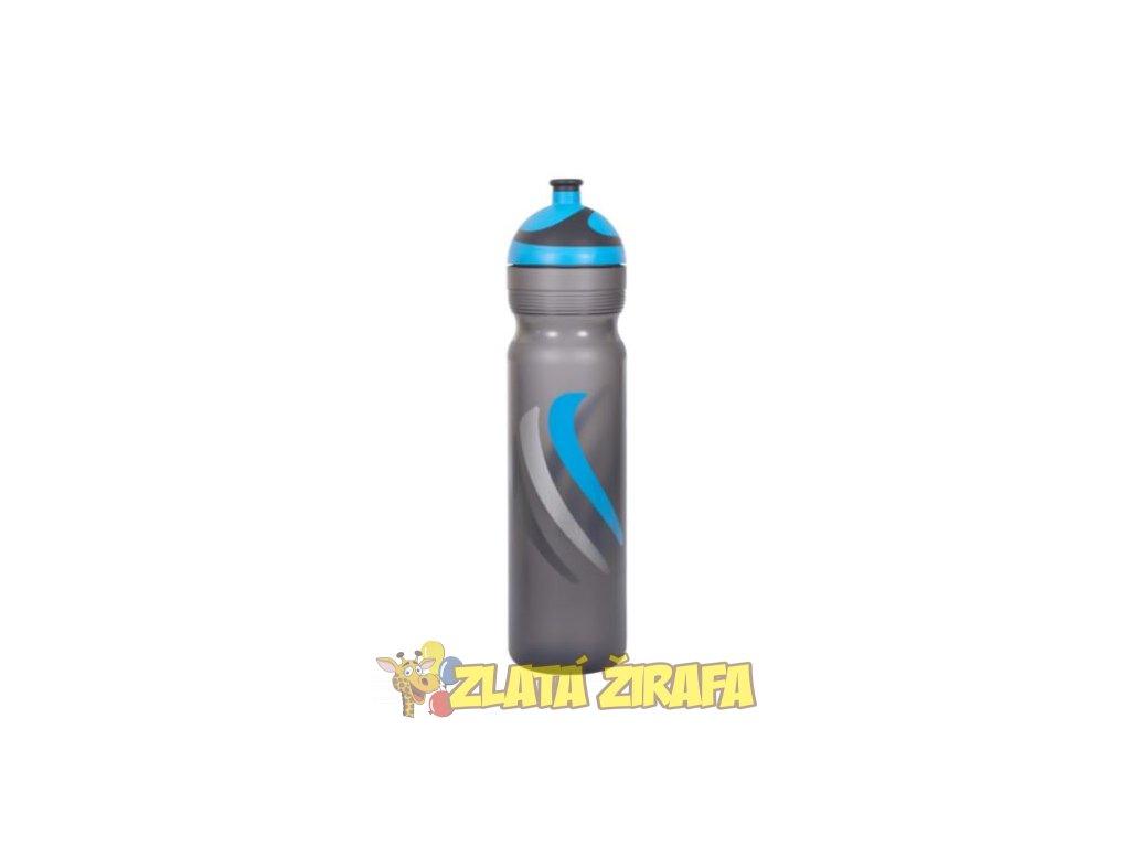 Zdravá lahev BIKE 2K19 modrá 1,0l