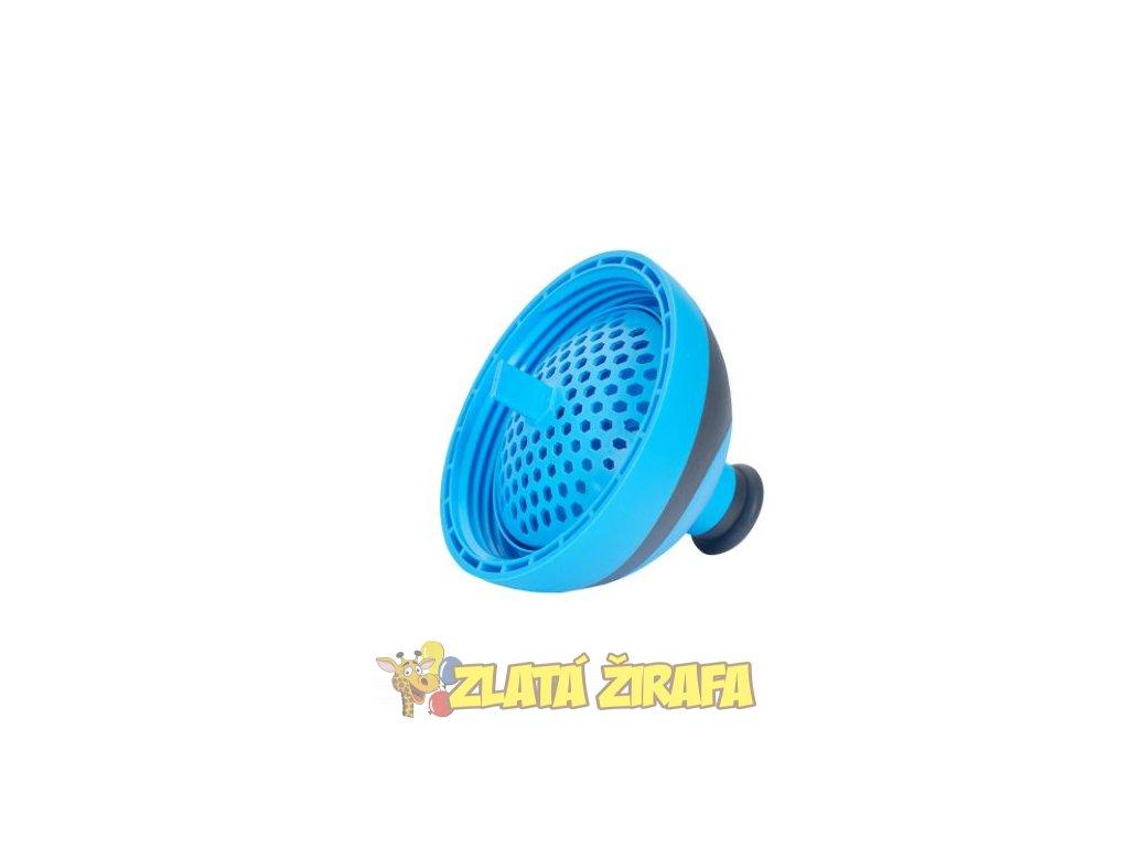 Šejkr sítko pro Zdravou lahev SHAKER - modrá