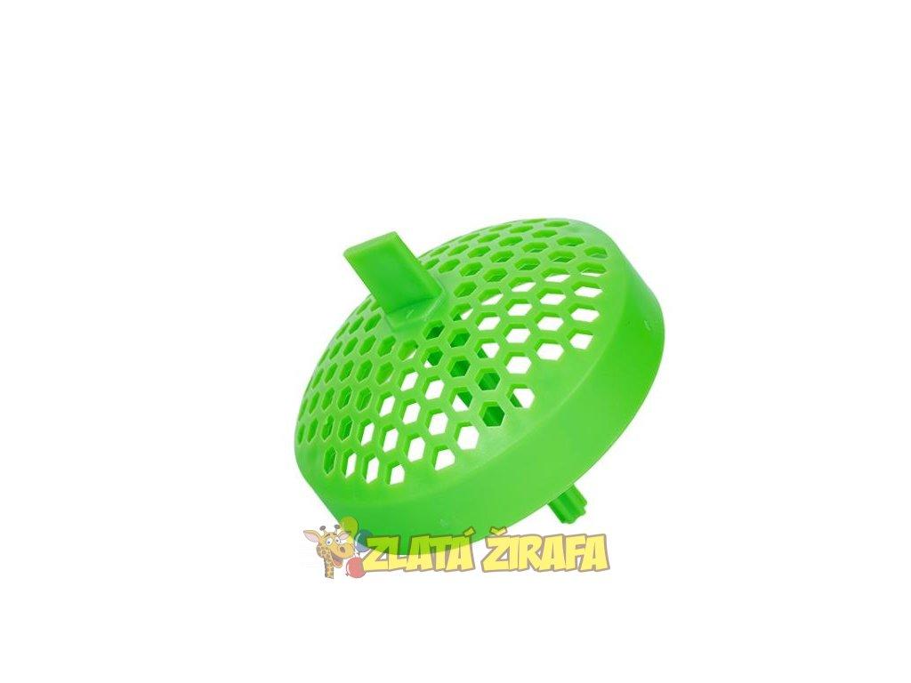 Šejkr sítko pro Zdravou lahev SHAKER - zelená