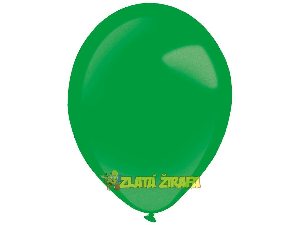 metalická zelená
