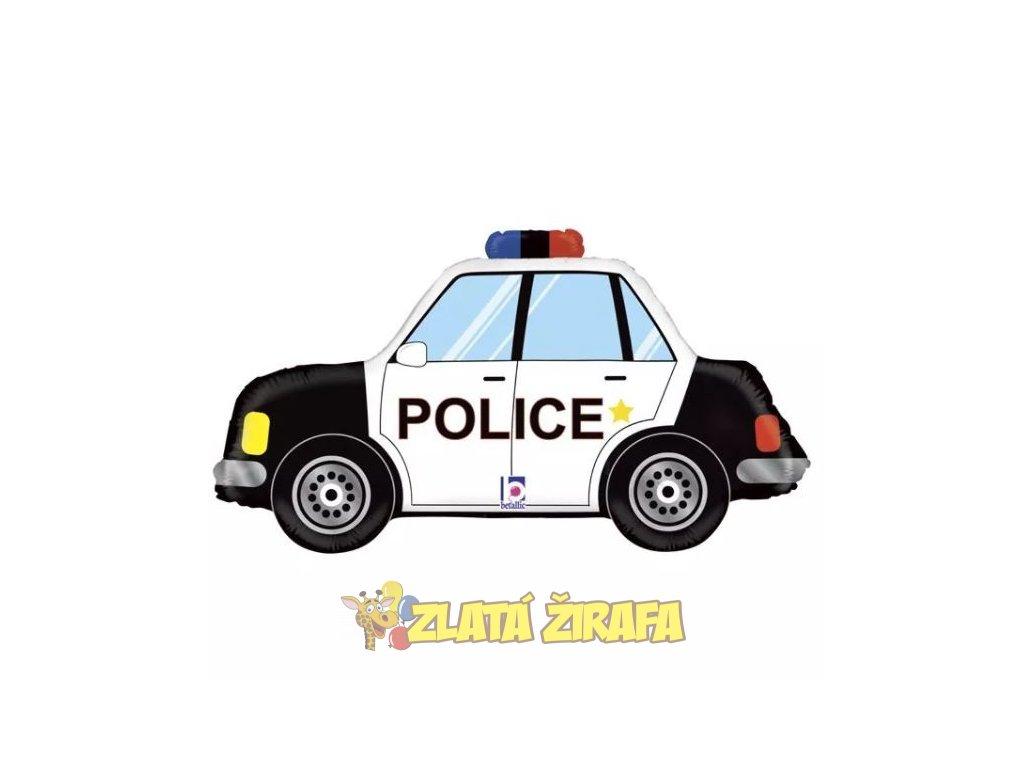 86 cm balónek - Policie