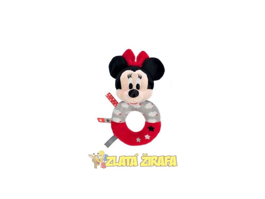 Chrastítko Minnie Mouse