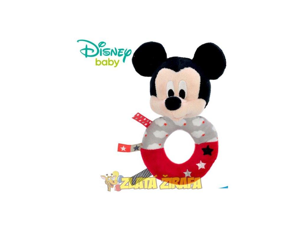 Chrastítko Mickey Mouse
