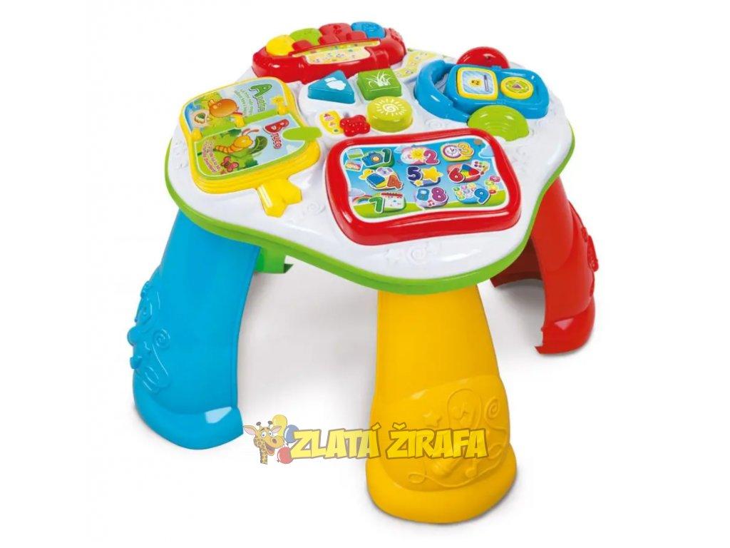hraci stolek