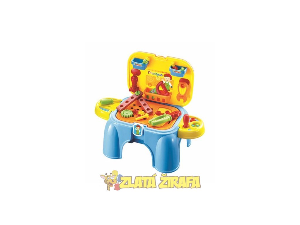 Pracovní ponk / Židlička
