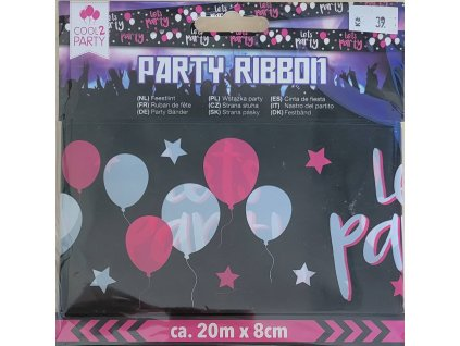 party girlanda