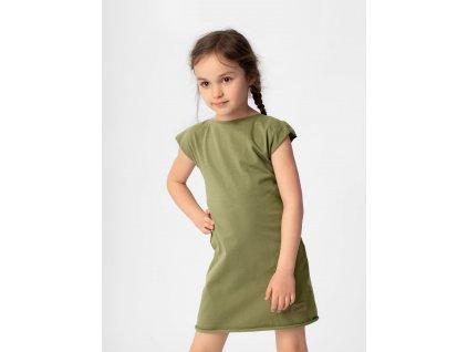 Dětské šaty ANGELIKA KHAKI