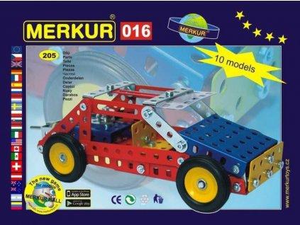 Stavebnice MERKUR M 016 Buggy