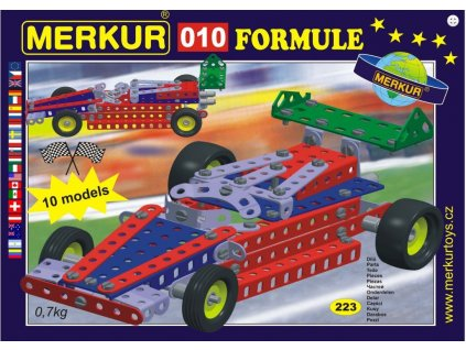 Stavebnice MERKUR Formule