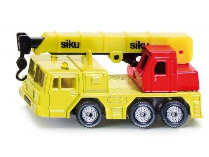 SIKU Blister - Hydraulický autojeřáb