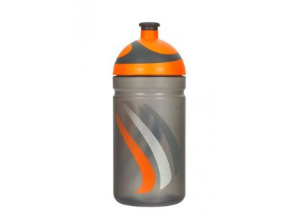 Zdravá lahev BIKE 2K19 oranžová 0,5l