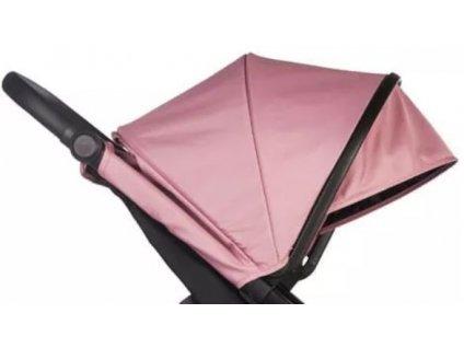 Stříška ke kočárku Street+ Rose Pink