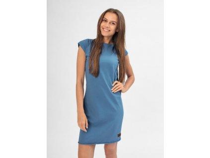 Dámské letní šaty ANGELIKA BLUE