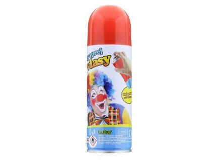 sprej červený