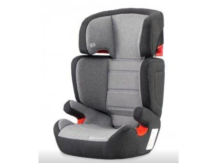 Autosedačka Junior Fix Isofix černá/šedá 15-36 kg