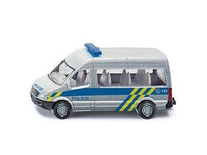 SIKU - policie VAN