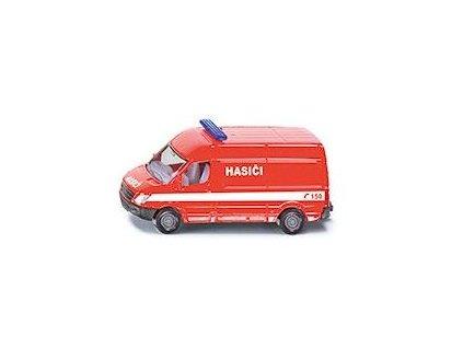 SIKU - hasiči dodávka