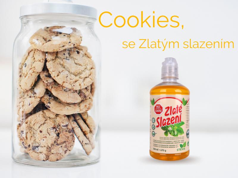 Cookies se Zlatým slazením