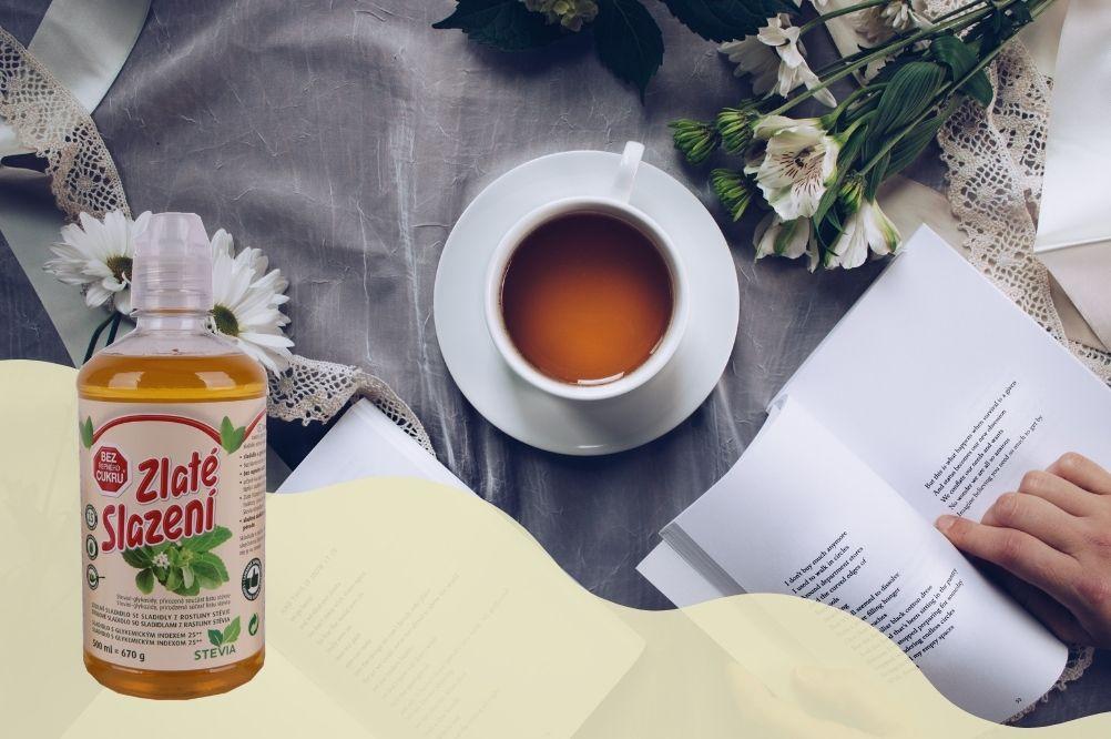 Skvělé slazení do čaje