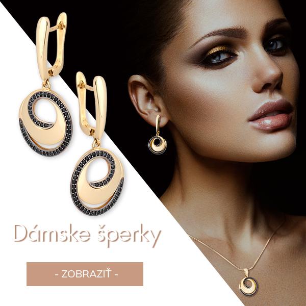 Dámské šperky Zlatino