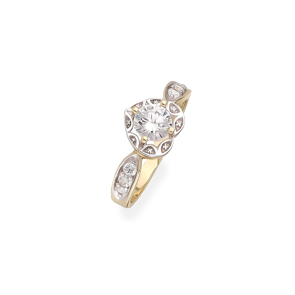 Zlatý prsteň Nuri 8457