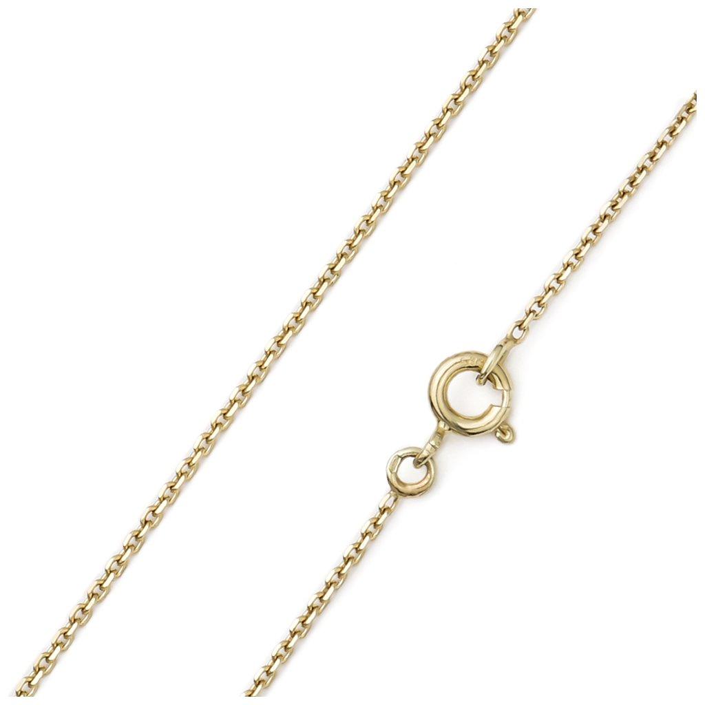 Zlatá retiazka Anker 1,6 mm 5795