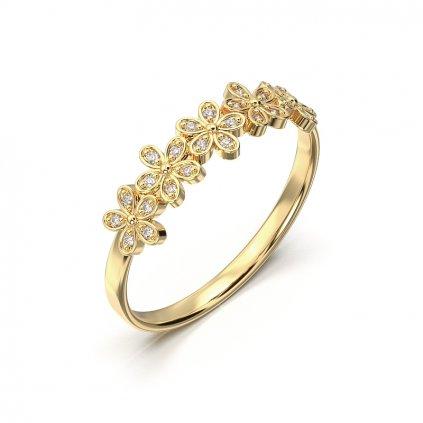 prsten gor kvetinky new z