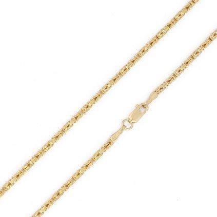 Zlatá retiazka KV 5,5 mm 7784