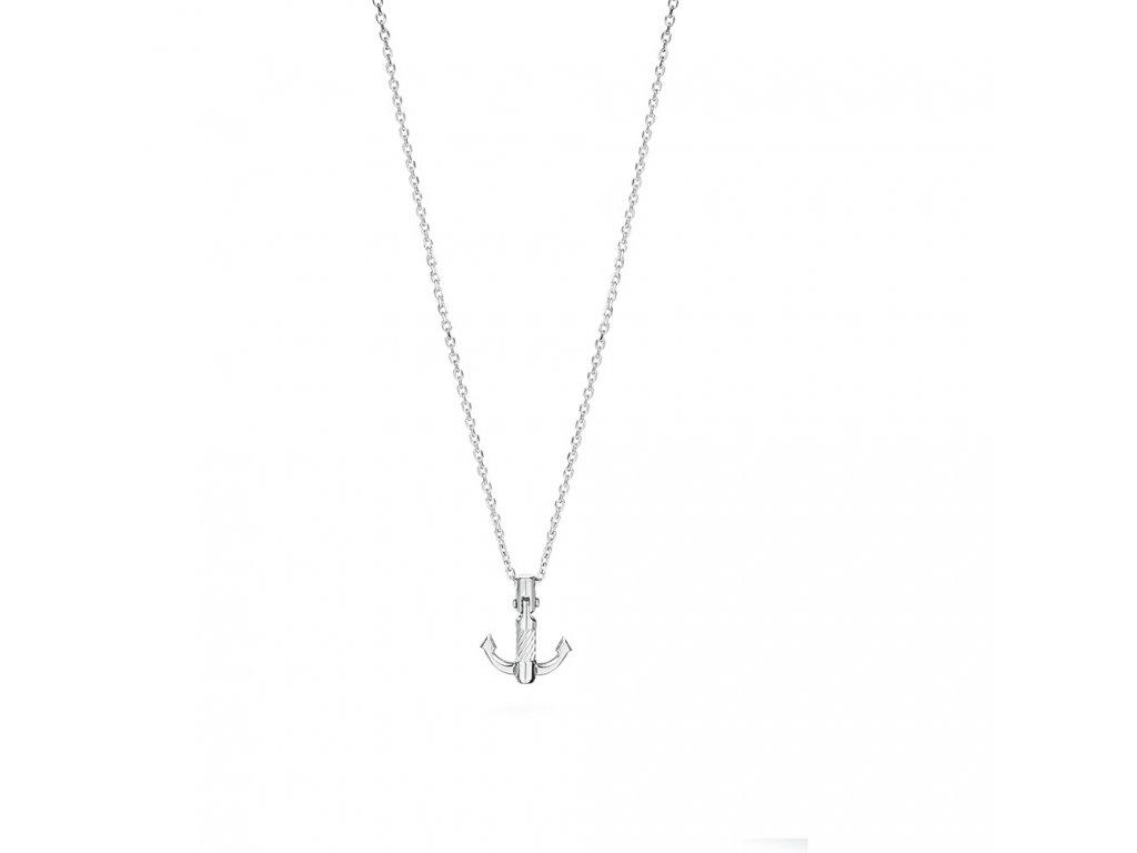 Pánský náhrdelník s přívěsky Brosway Bounty BOU01