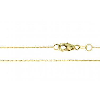priveskovy retizek zlute zlato diamant brus