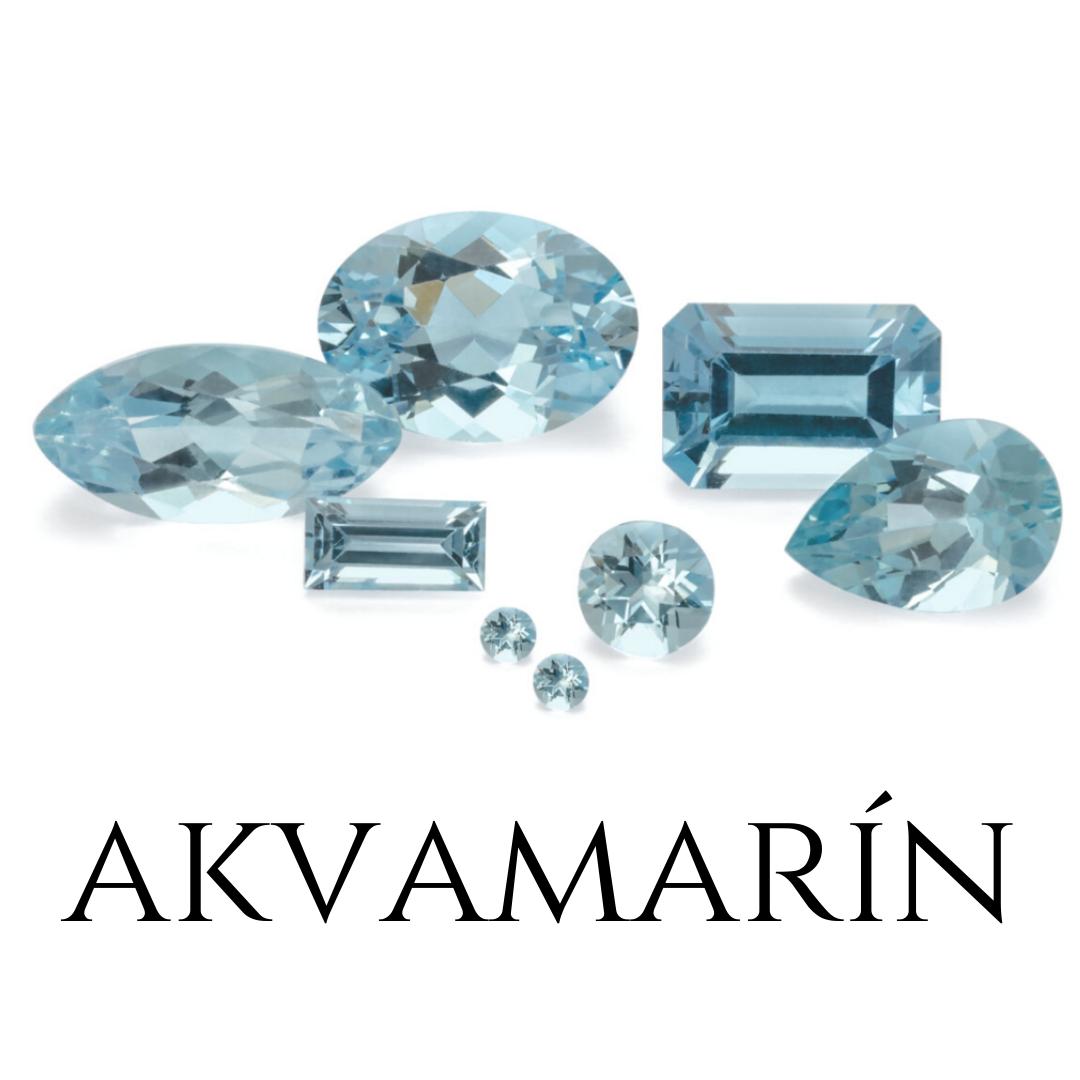 Akvamarín, drahokam spjatý s mořem