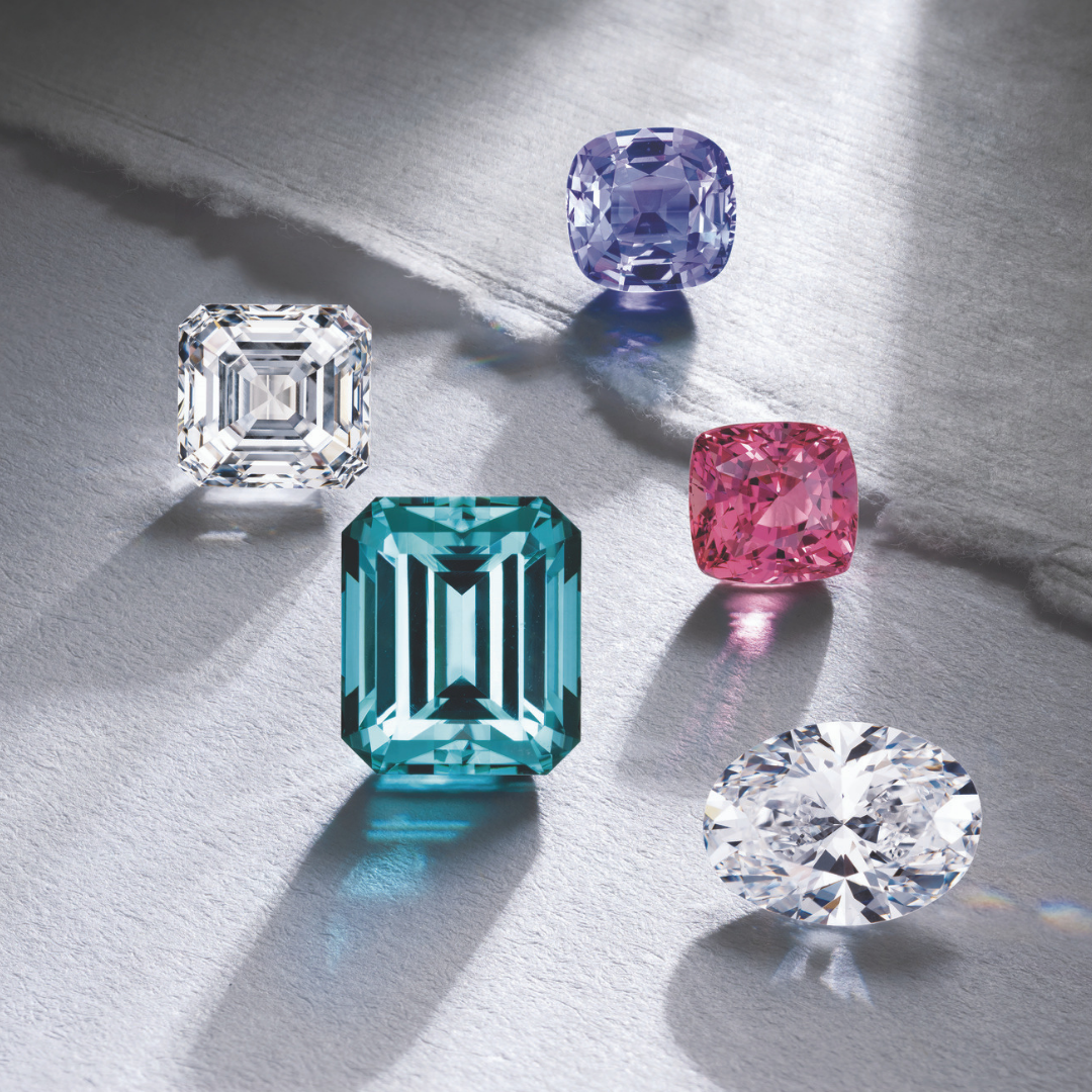 Objevte jedinečné šperky s přírodními drahokamy