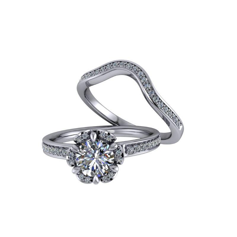 Snubní prsteny jako DOKONALÝ PÁR