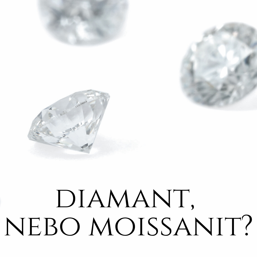 Diamanty, nebo moissanity